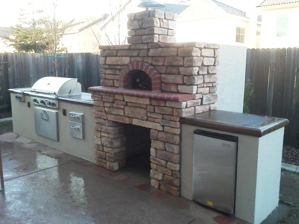 outdoor pizza ovens and bbq smokers in san jose ca