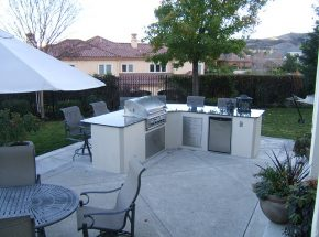 Custom Outdoor Kitchens In The Bay Area Unlimited